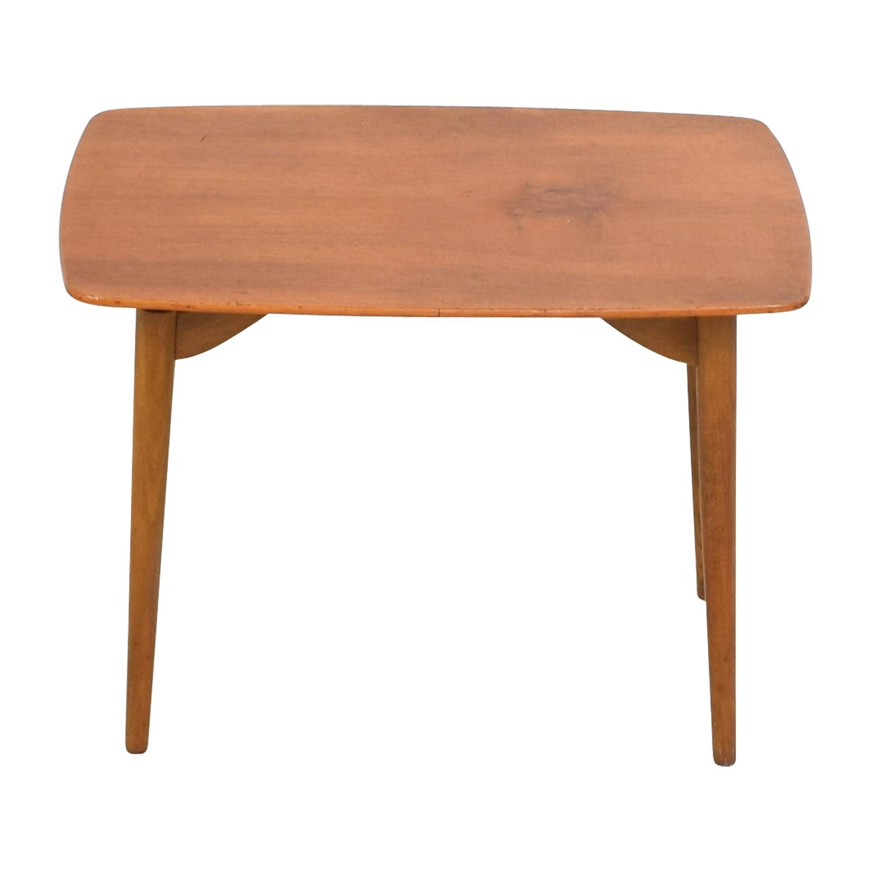P Jeppesen P Jeppesen Mid Century Danish Teak Side Table for sale