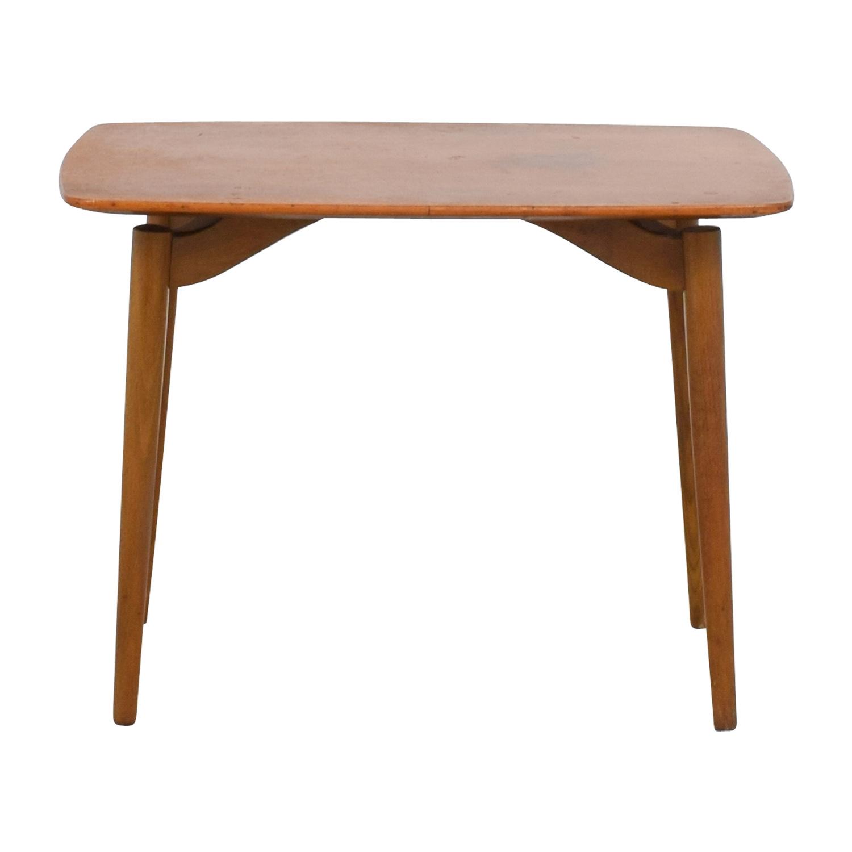 Perfect P Jeppesen P Jeppesen Mid Century Danish Teak Side Table Coupon ...