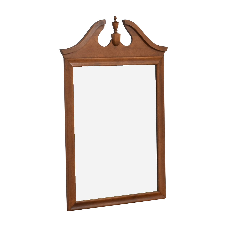 buy Ethan Allen Baumritter American Provincial Mirror Ethan Allen Mirrors