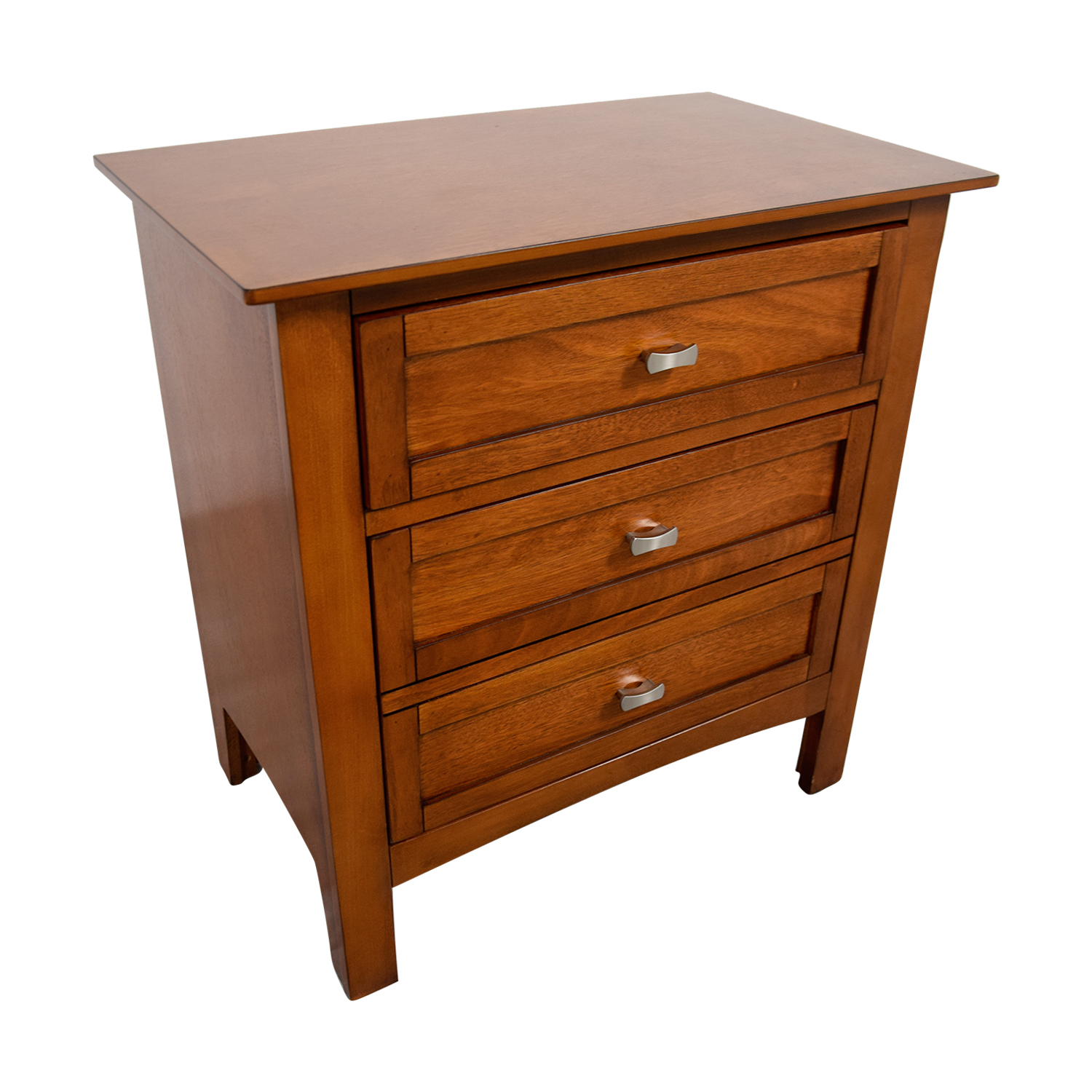 78 Off Bob 39 S Furniture Bob 39 S Furniture Three Drawer Night Stand Tables