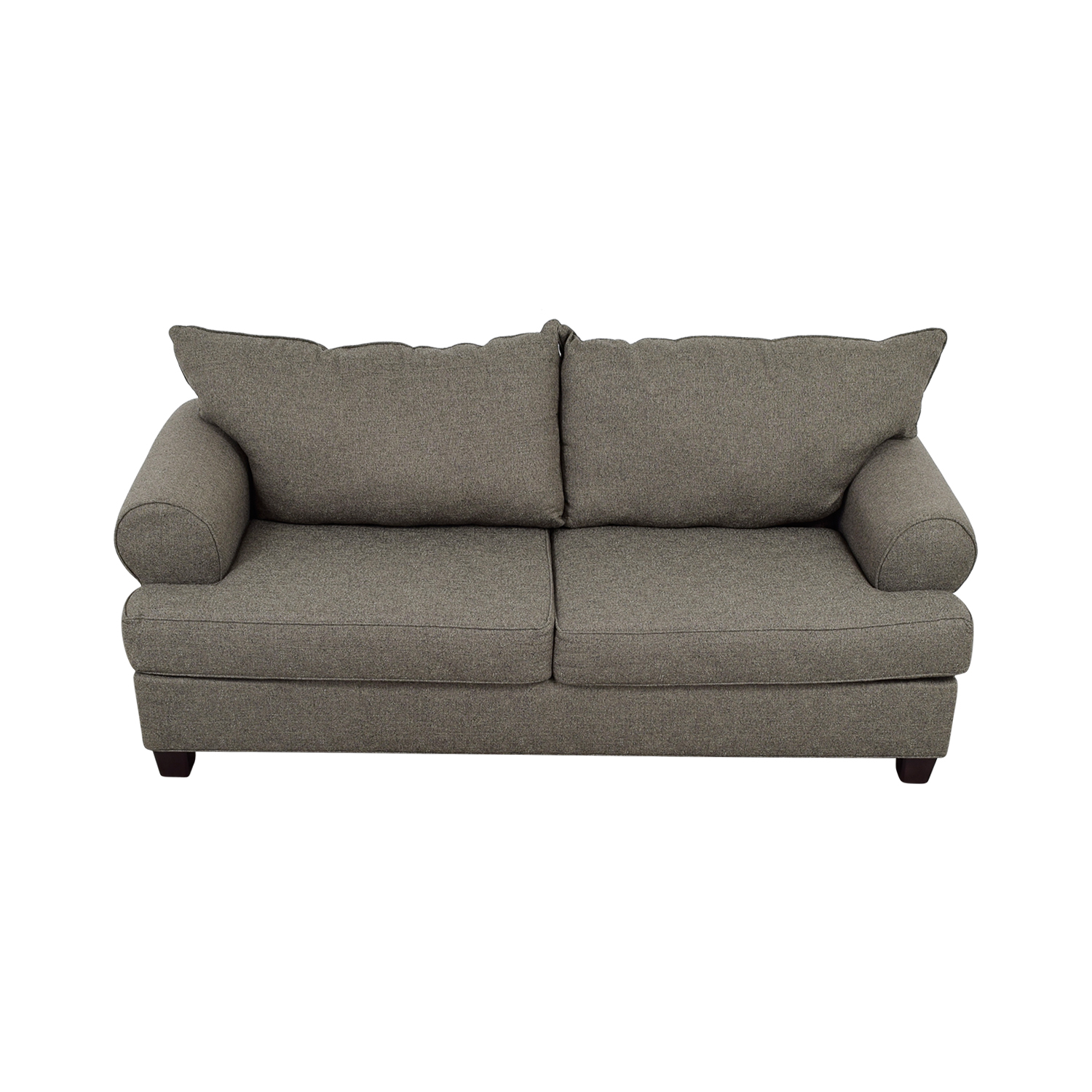 buy Bobs Furniture Tweed Sofa Bobs Furniture Classic Sofas
