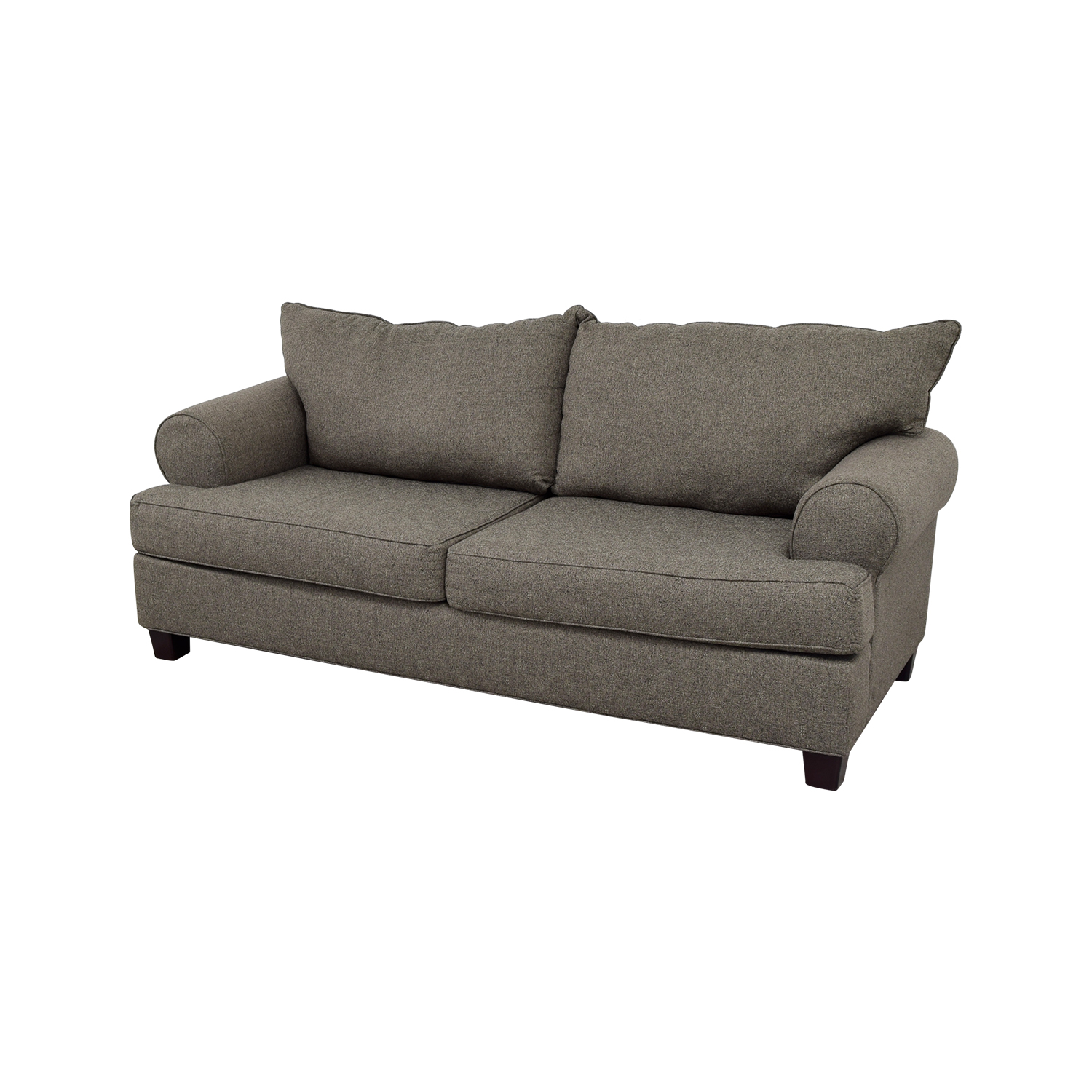 75 Off Bob S Furniture Bob S Furniture Tweed Sofa Sofas