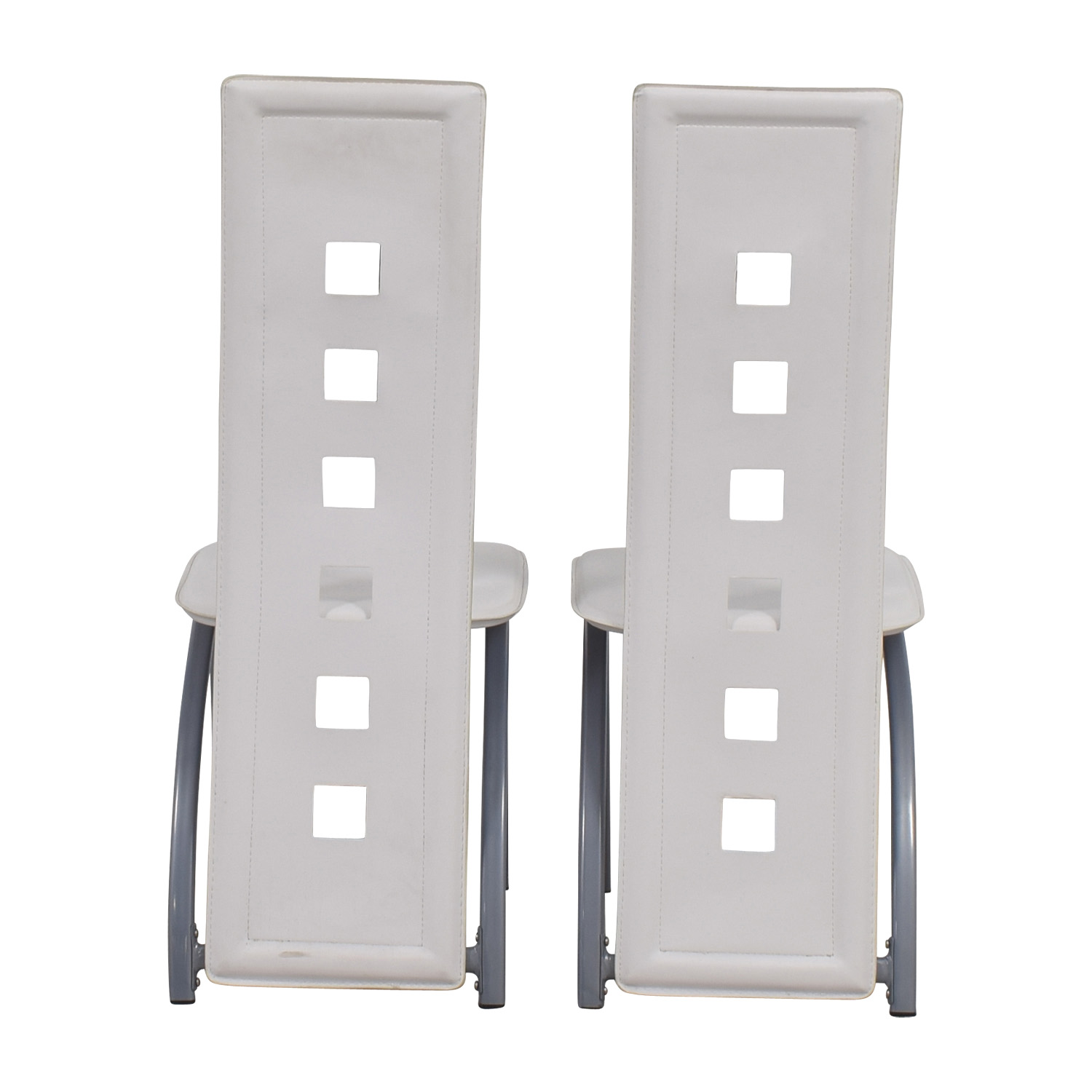 Modern White Accent Chairs used