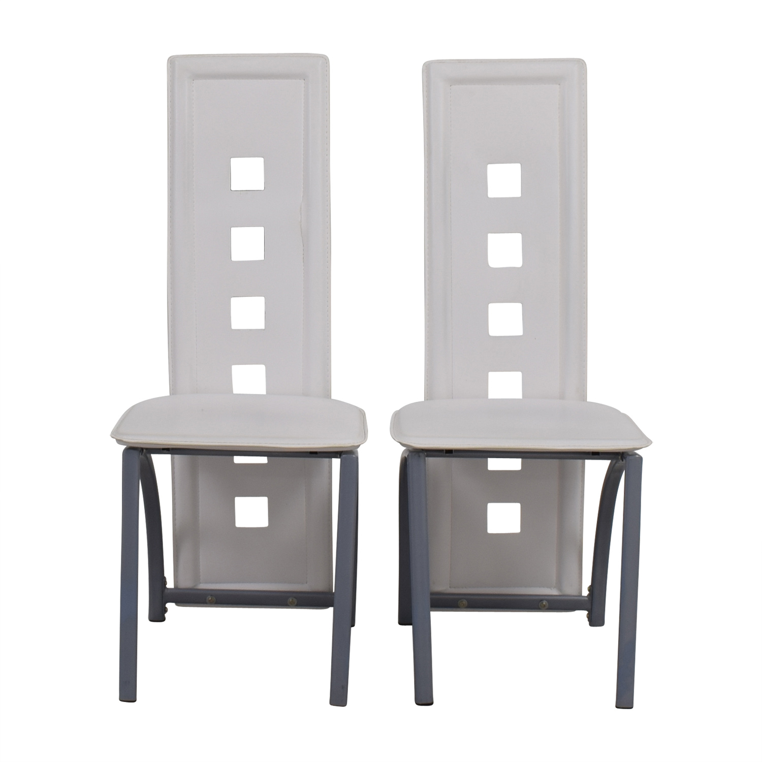 buy Modern White Accent Chairs Dining Chairs