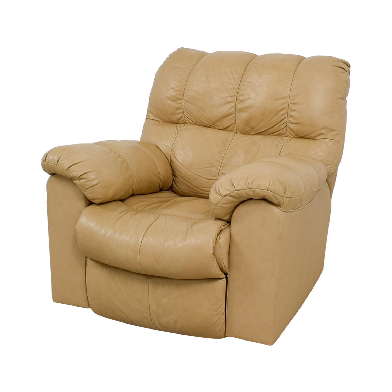Buy Ashley Furniture: Ashley Furniture Ashley Furniture Tan Leather