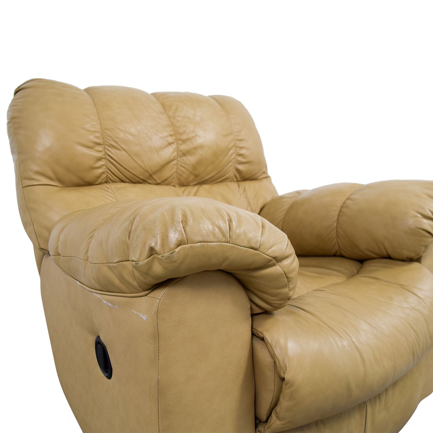90 Off Ashley Furniture Ashley Furniture Tan Leather