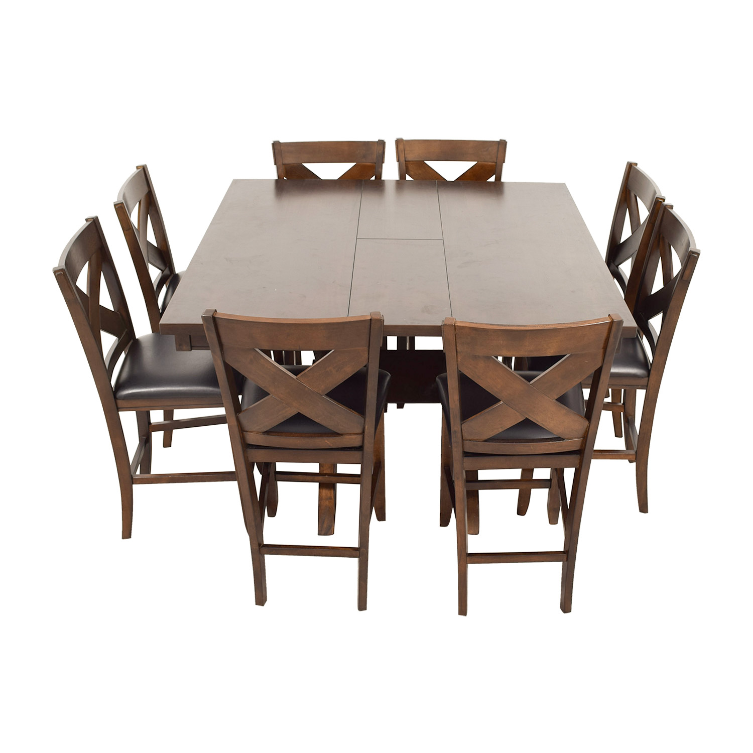 shop Bobs Furniture X Factor Counter Dining Set Bobs Furniture