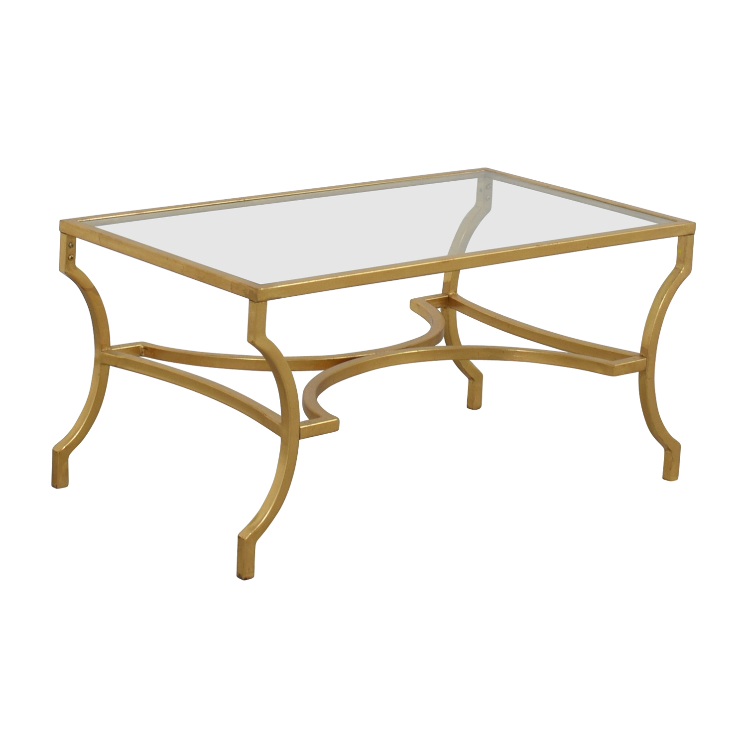 80 Off Raymour And Flanigan Raymour And Flanigan Alphonse Coffee Table Tables