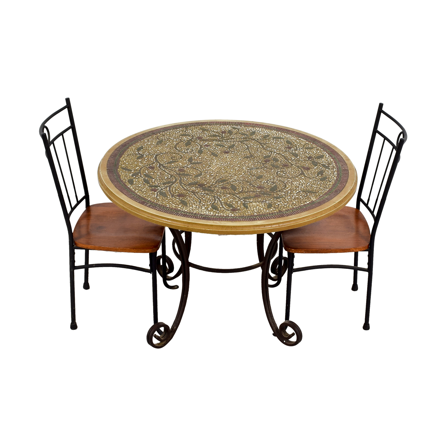 Mosaic Dining Set nyc