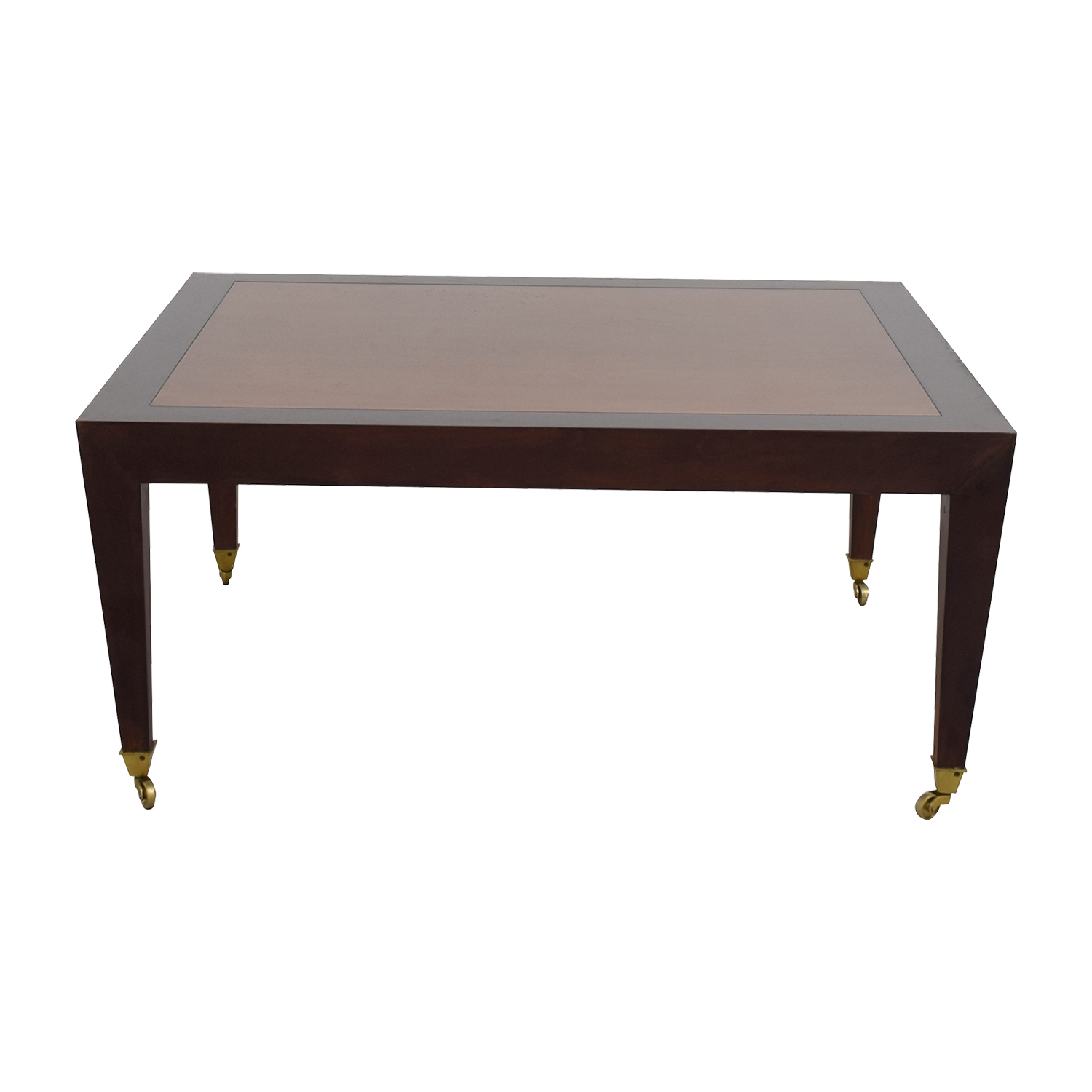 buy Custom Made Coffee Table on Castors Tables