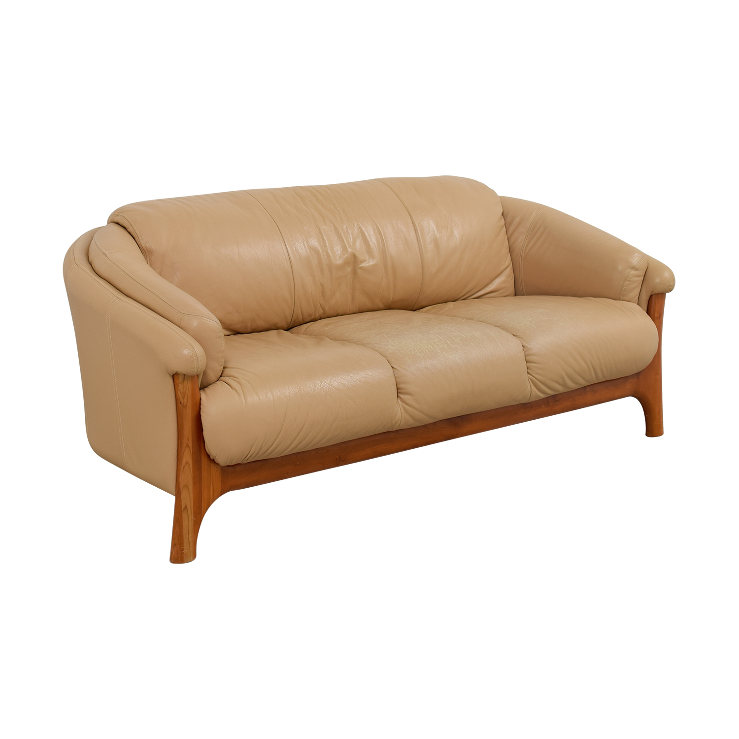 Exceptional ... House Of Norway Skandinavian Furniture House Of Norway Brown Leather  Sofa Discount ...