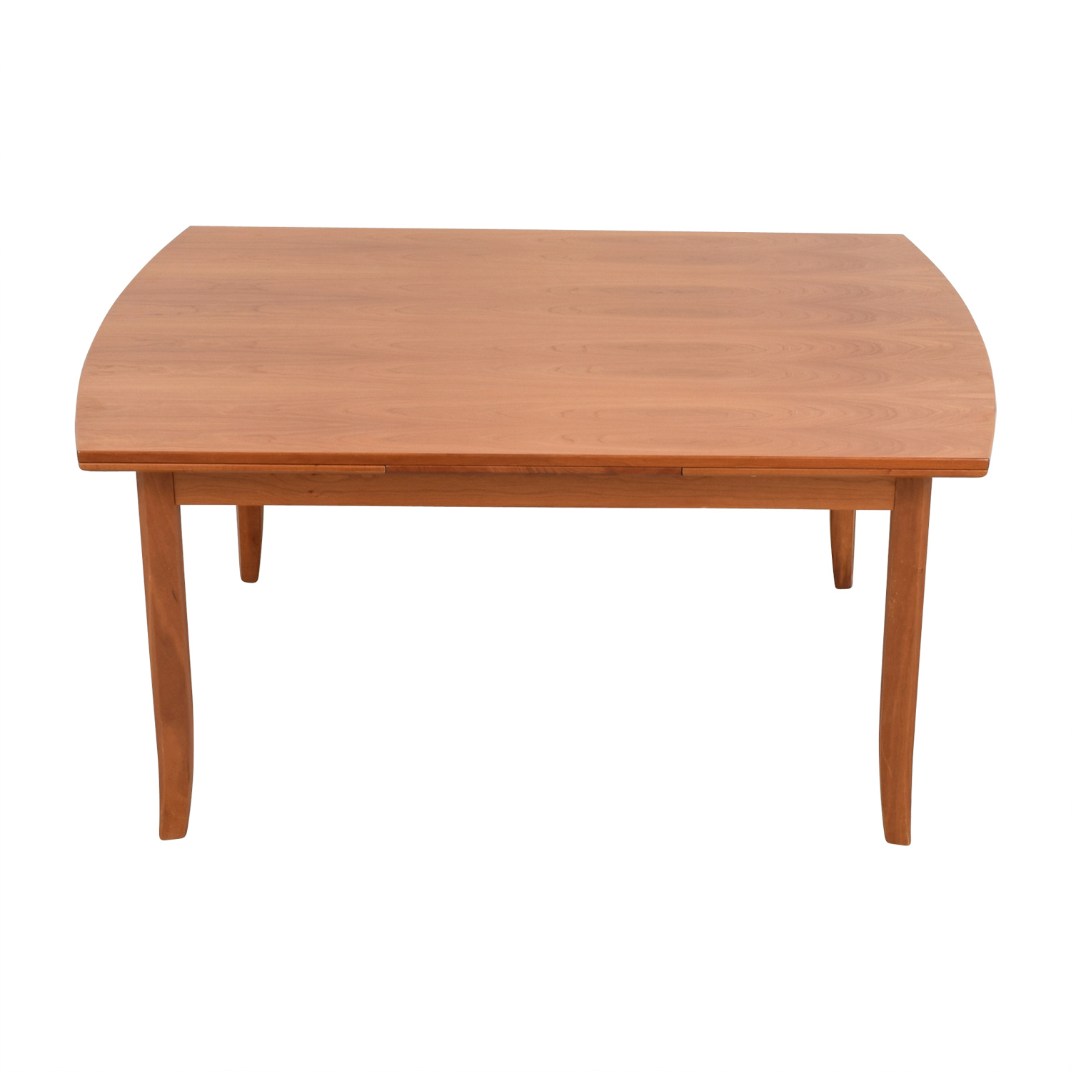 buy Canadian Wood Side Extendable Dining Table online