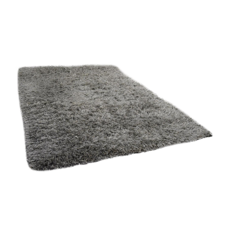 Grey Shag Rug grey