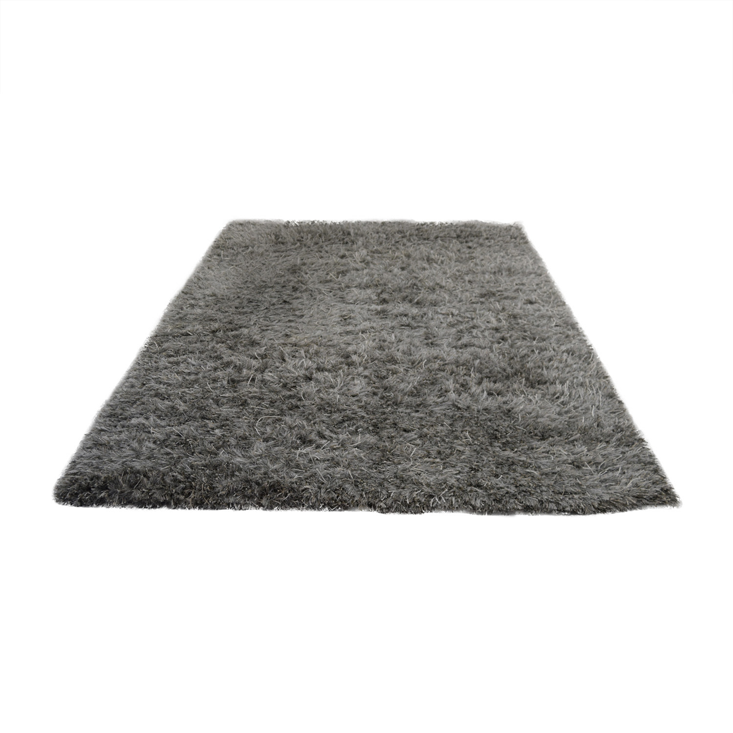 Grey Shag Rug price