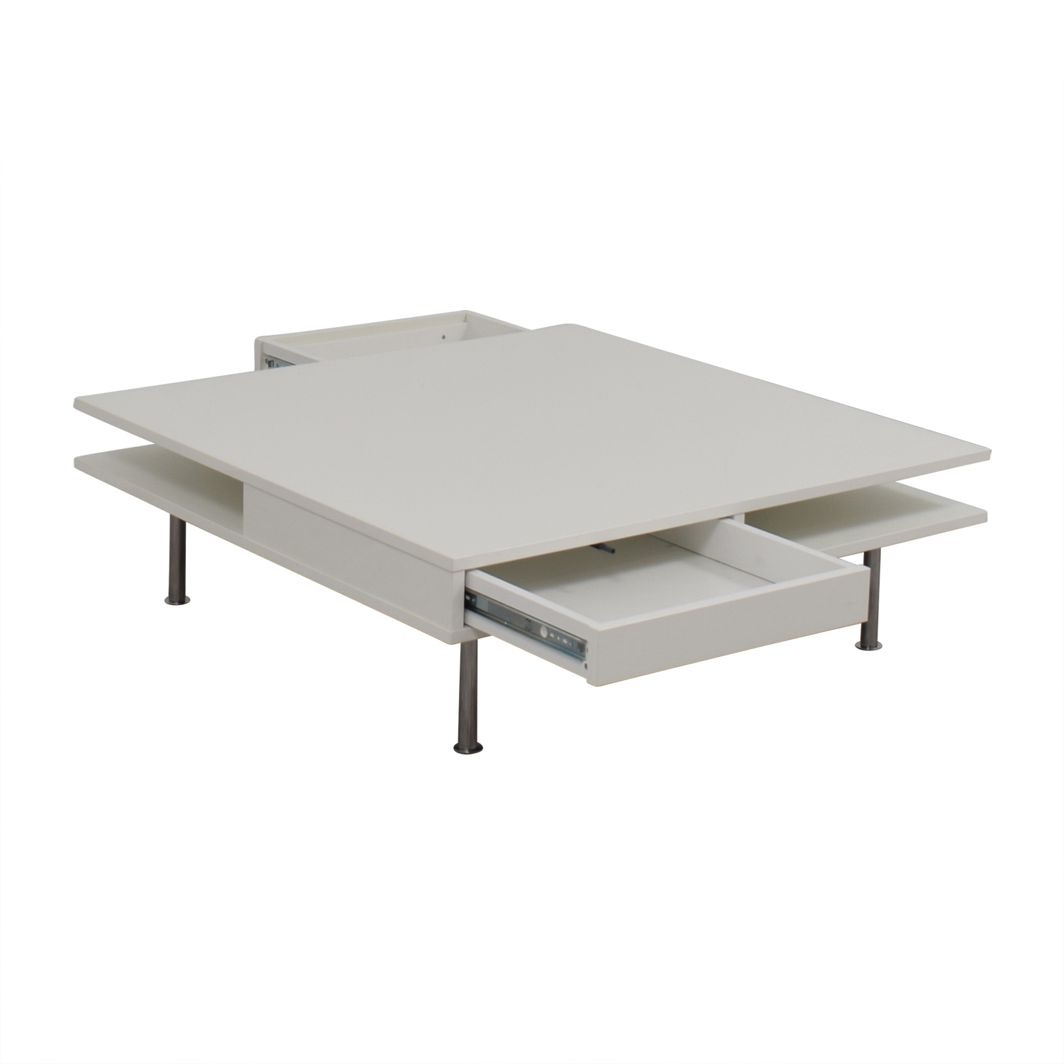 Popular 187 list white modern coffee tables for Buy modern coffee table