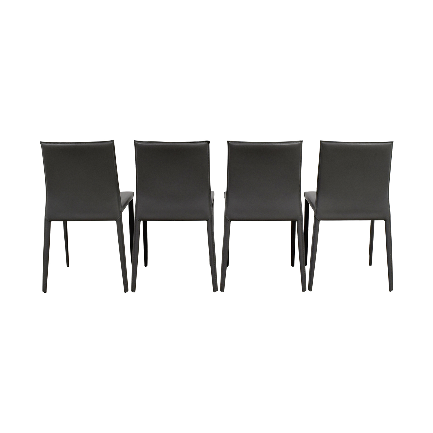 buy Room & Board Room & Board Grey Dining Chairs online
