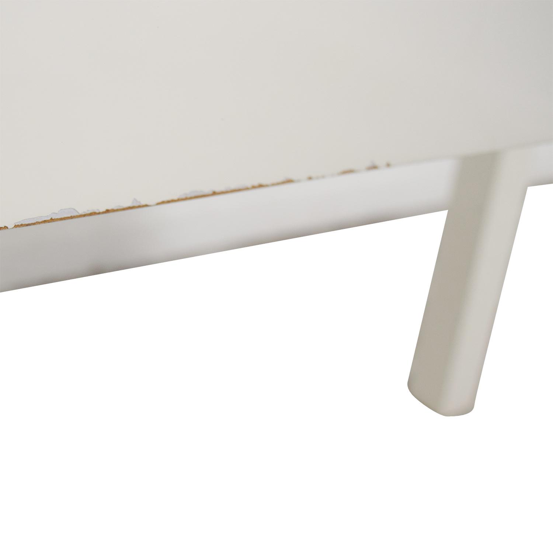 West Elm White Desk Desk Design Ideas