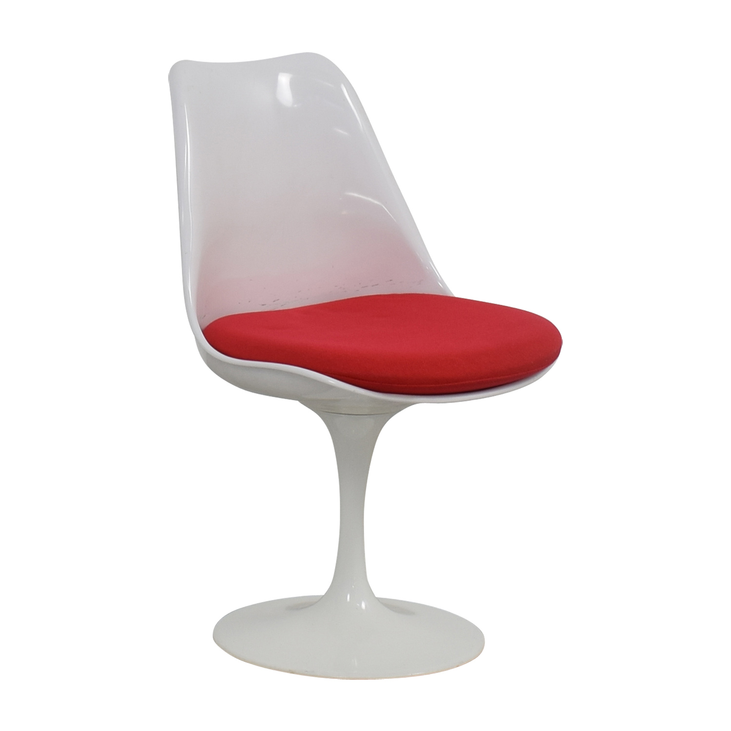 Prime 86 Off Red And White Desk Chair Chairs Alphanode Cool Chair Designs And Ideas Alphanodeonline