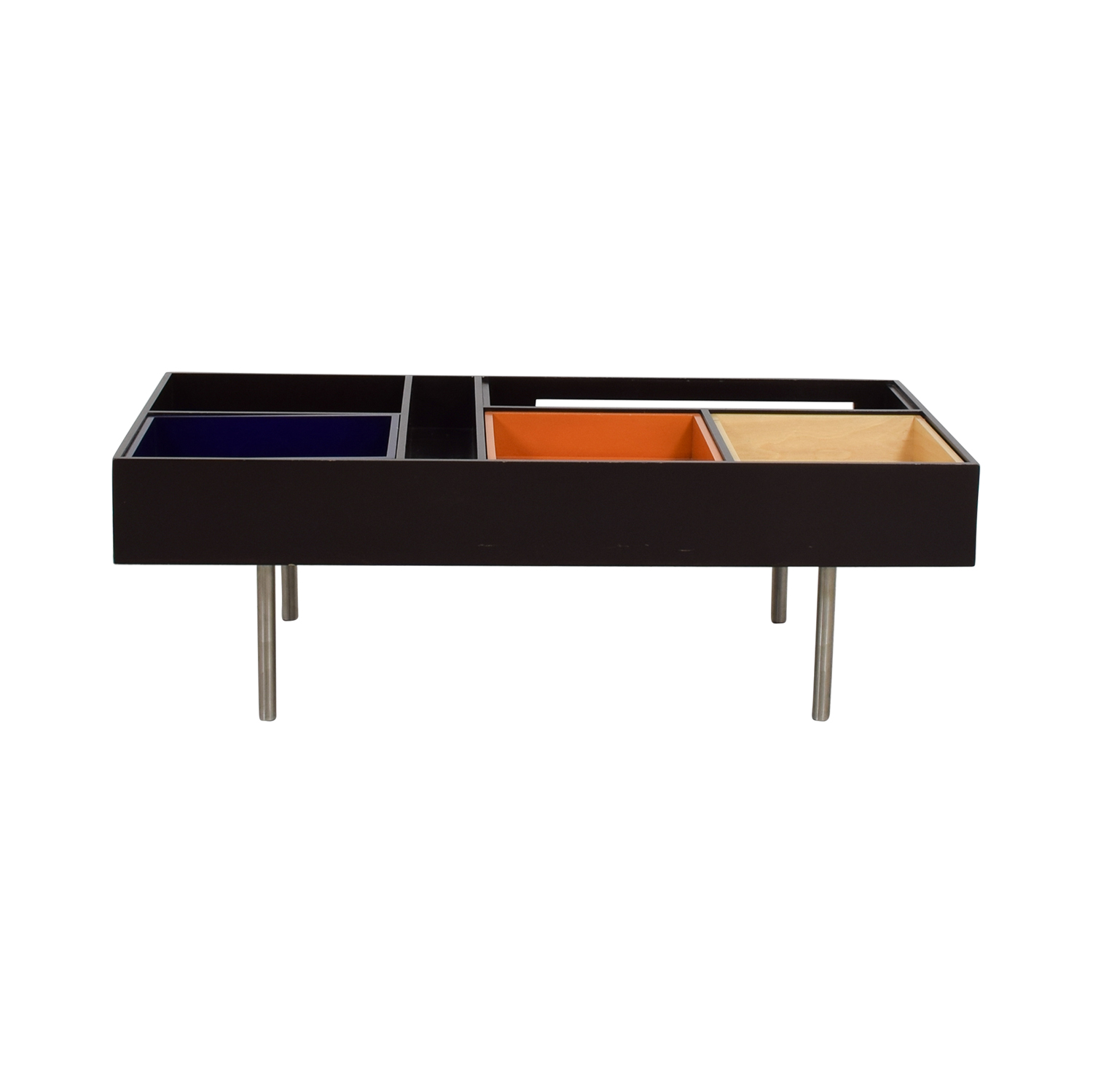 Metropolitan Design Center Metropolitan Design Center Multi-Colored Coffee Table dimensions