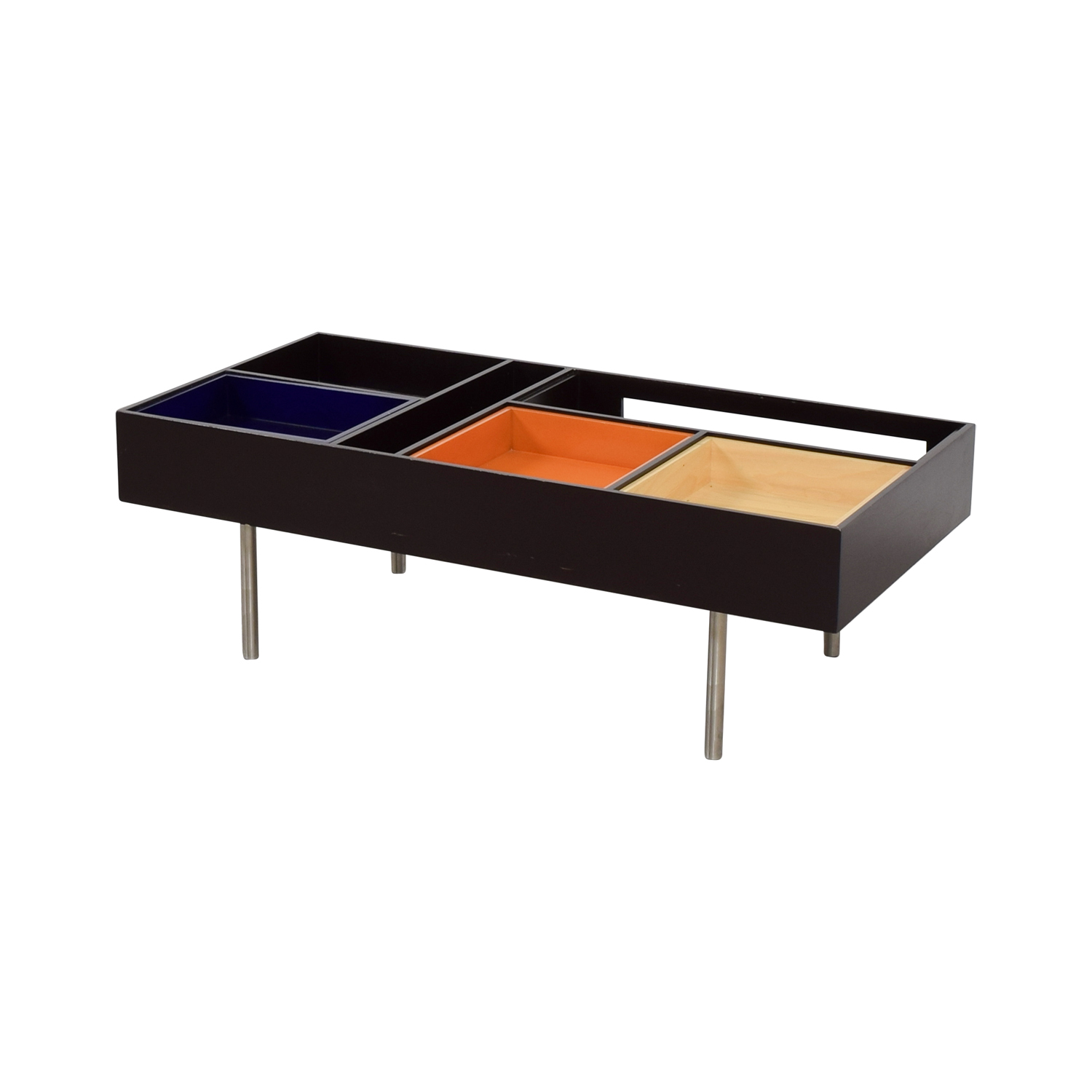 74 Off Metropolitan Design Center Metropolitan Design Center Multi Colored Coffee Table Tables