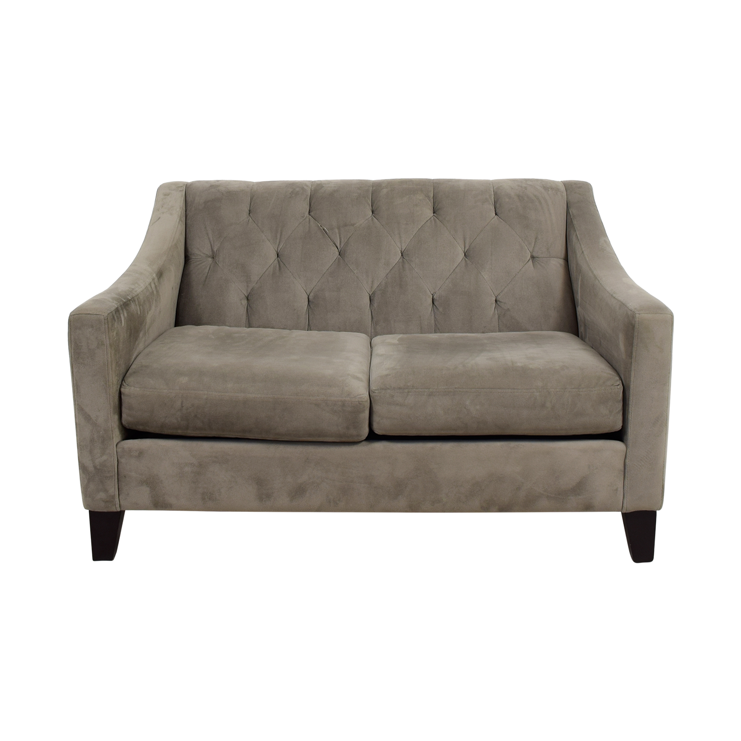 Better By Design Tufted Velvet Loveseat Coupon