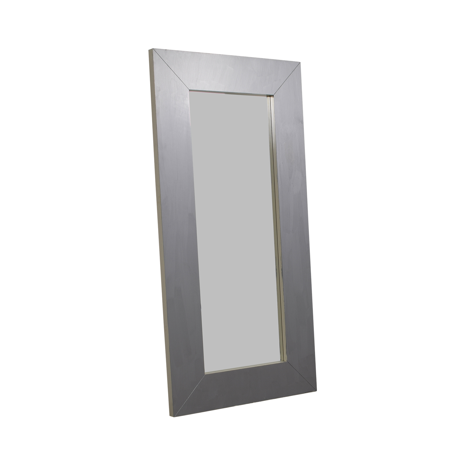 shop Silver Framed Mirror online