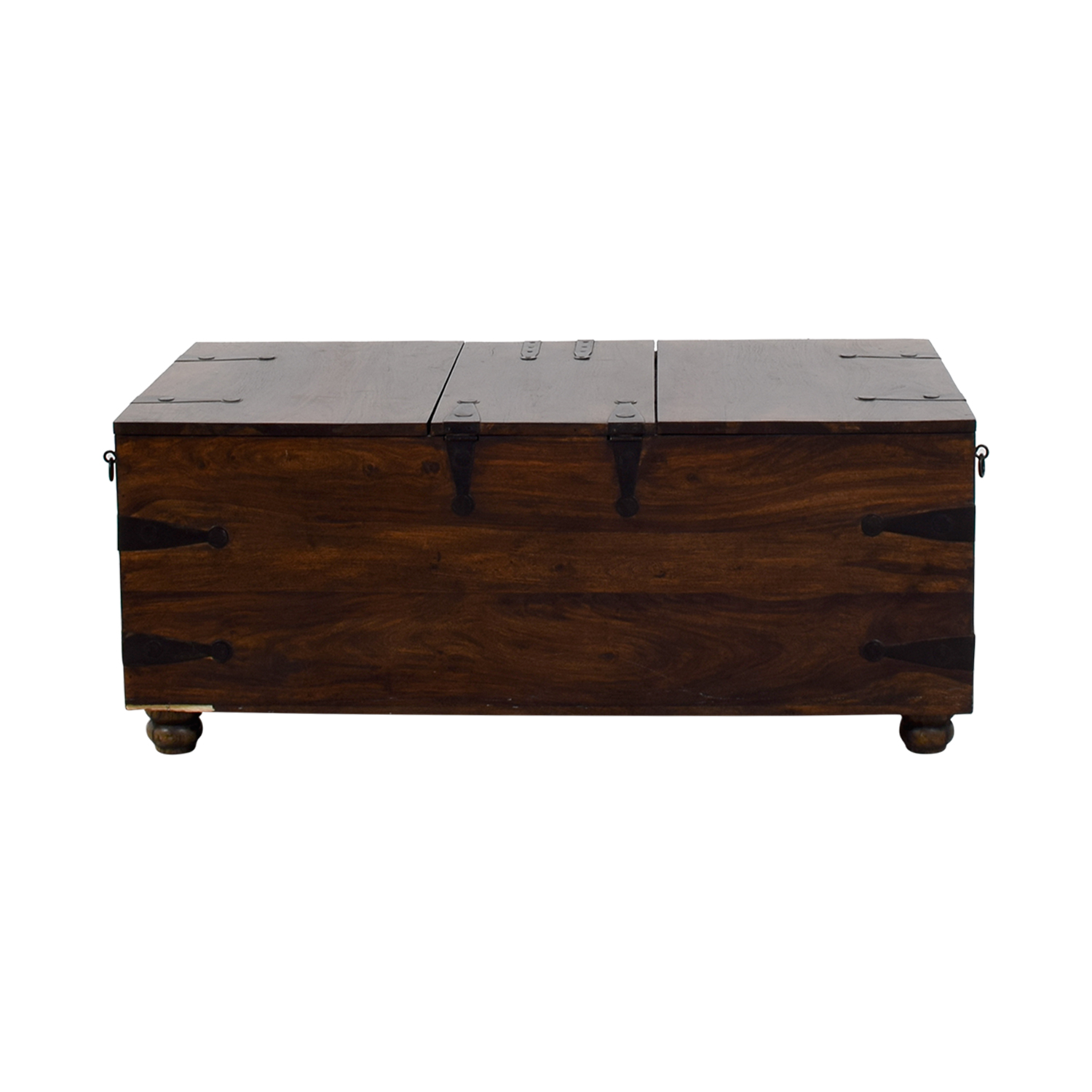 OFF Crate & Barrel Crate & Barrel Trunk Coffee Table Tables