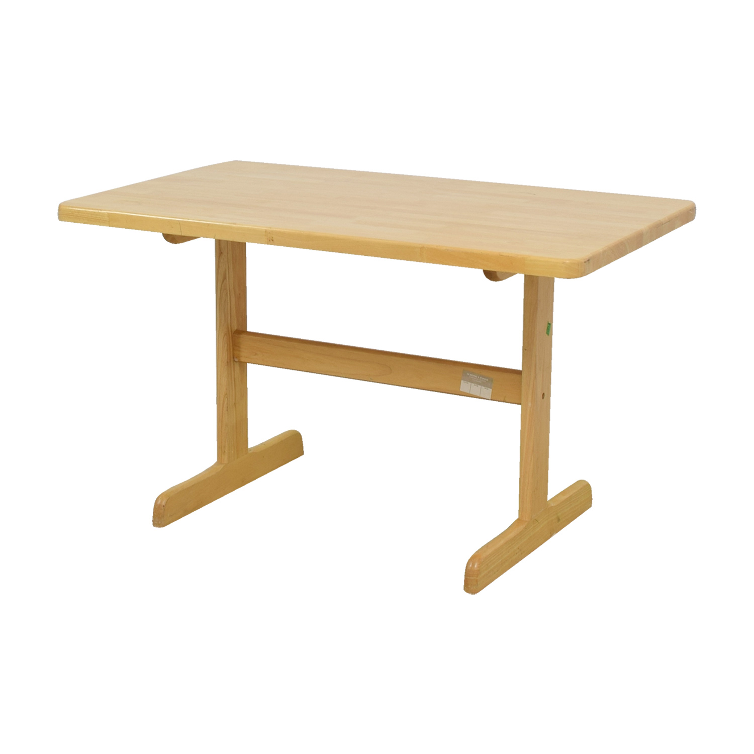 Cost Plus Table: Cost Plus Cost Plus Butcher Block Dining Table