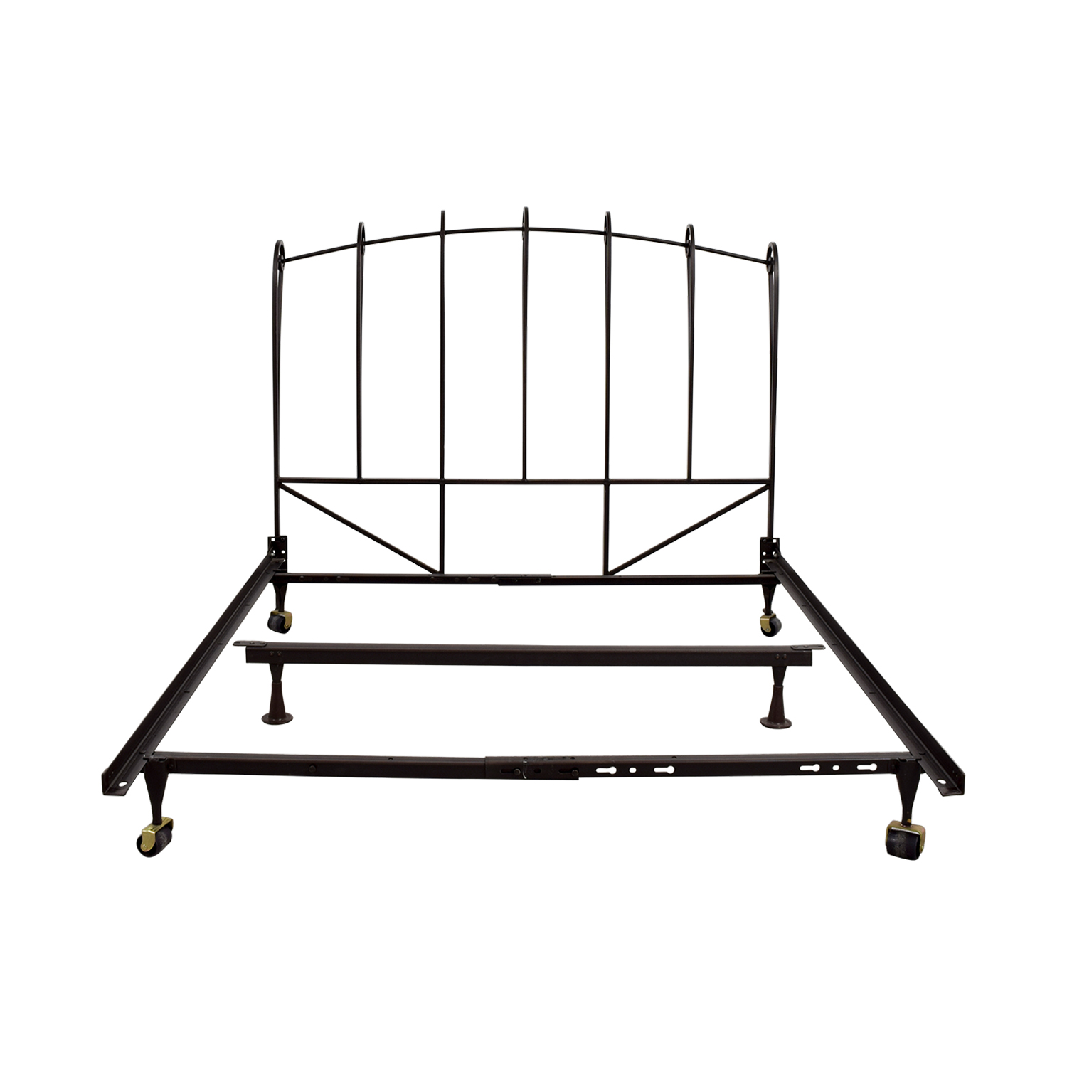 Cost Plus Cost Plus Queen Iron Bed Frame coupon