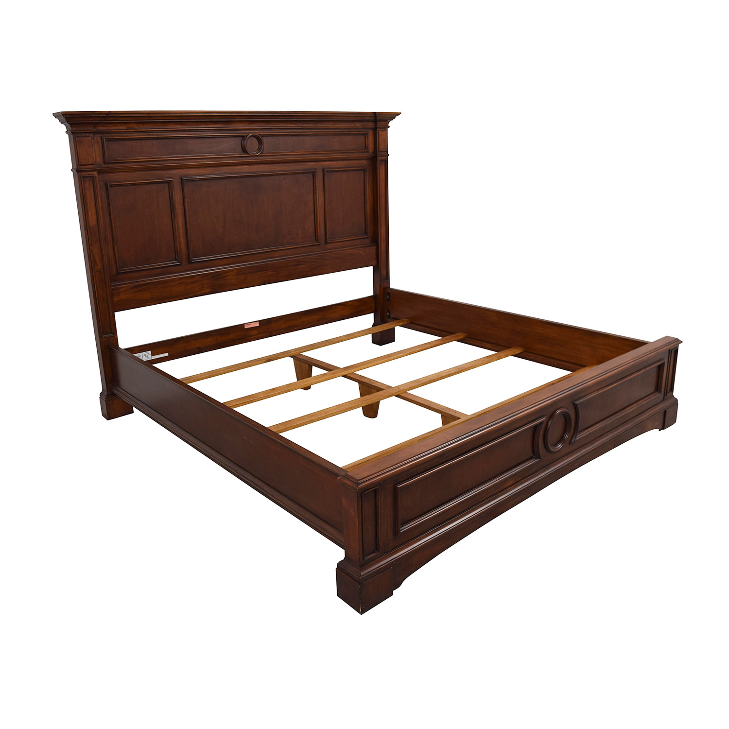 84 Off Ethan Allen Ethan Allen California King Bed Beds