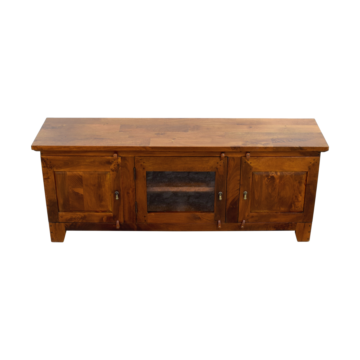 West Elm West Elm Wood Entertainment Stand