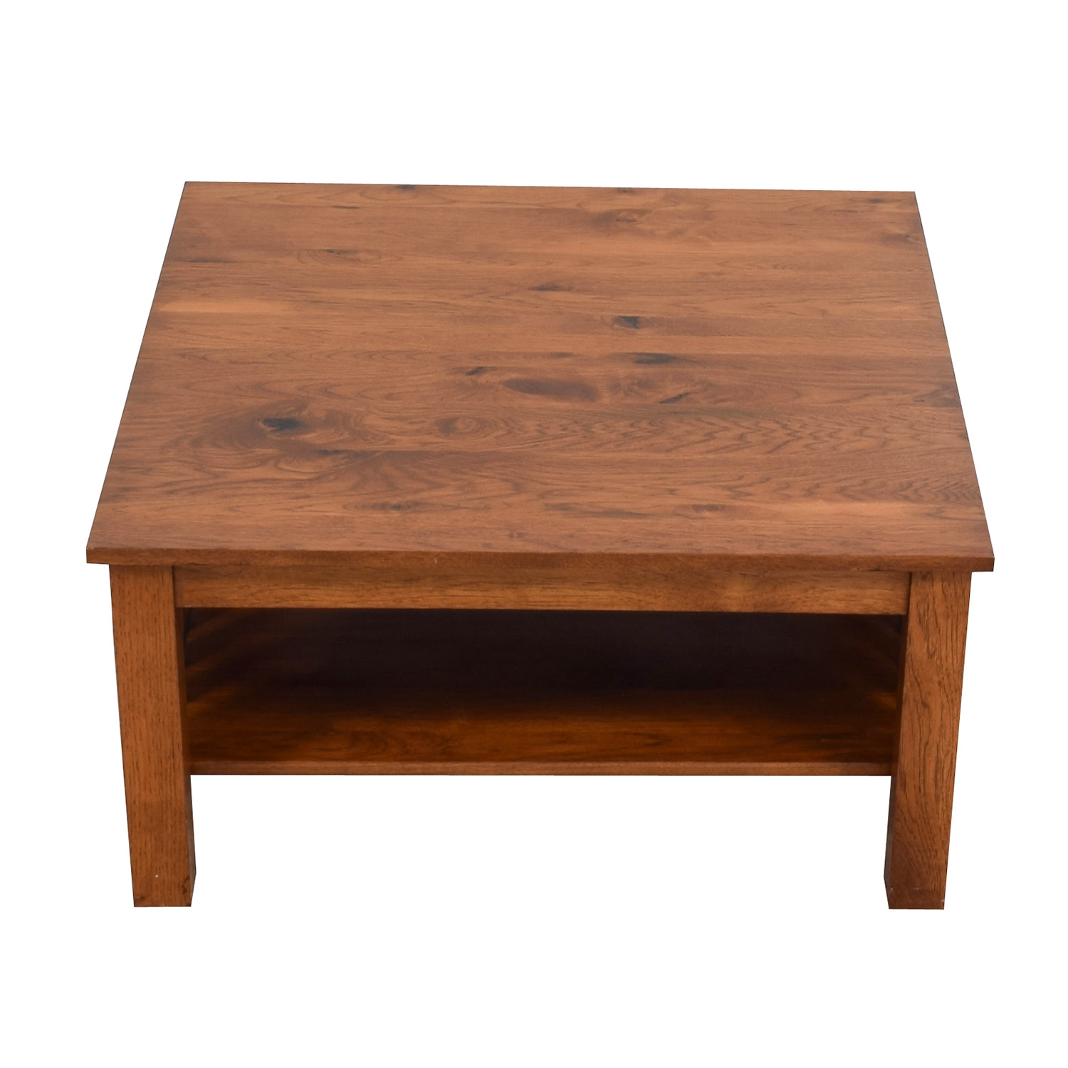 shop DutchCrafters Square Coffee Table DutchCrafters