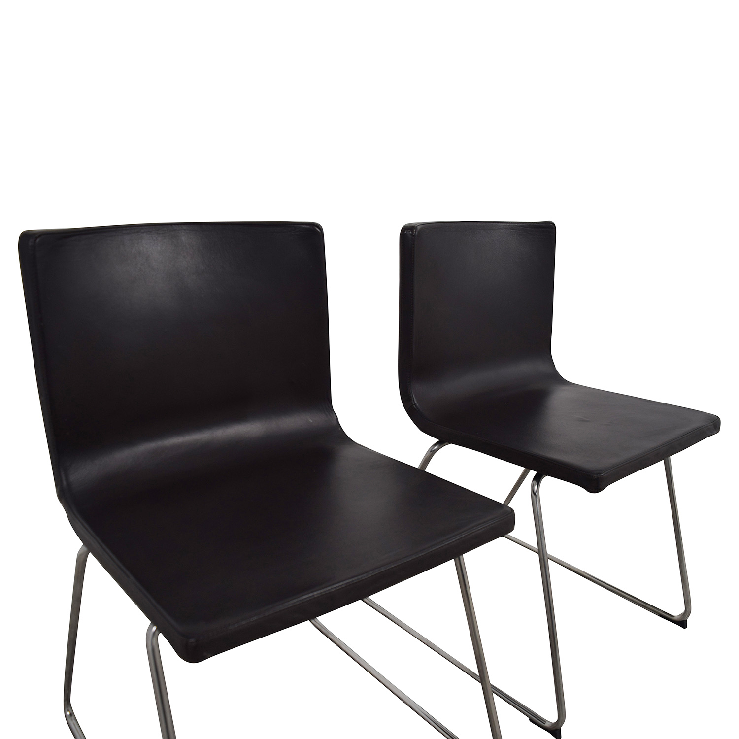 OFF IKEA IKEA Black Accent Chairs Chairs