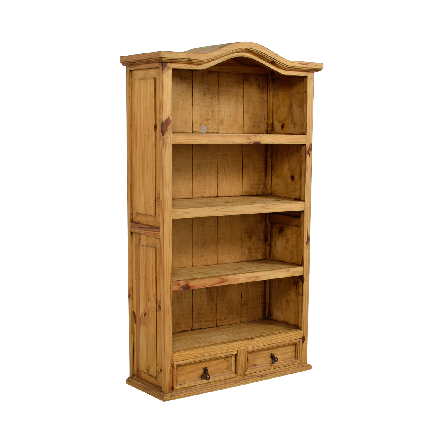 Solid Wood Bookshelf discount