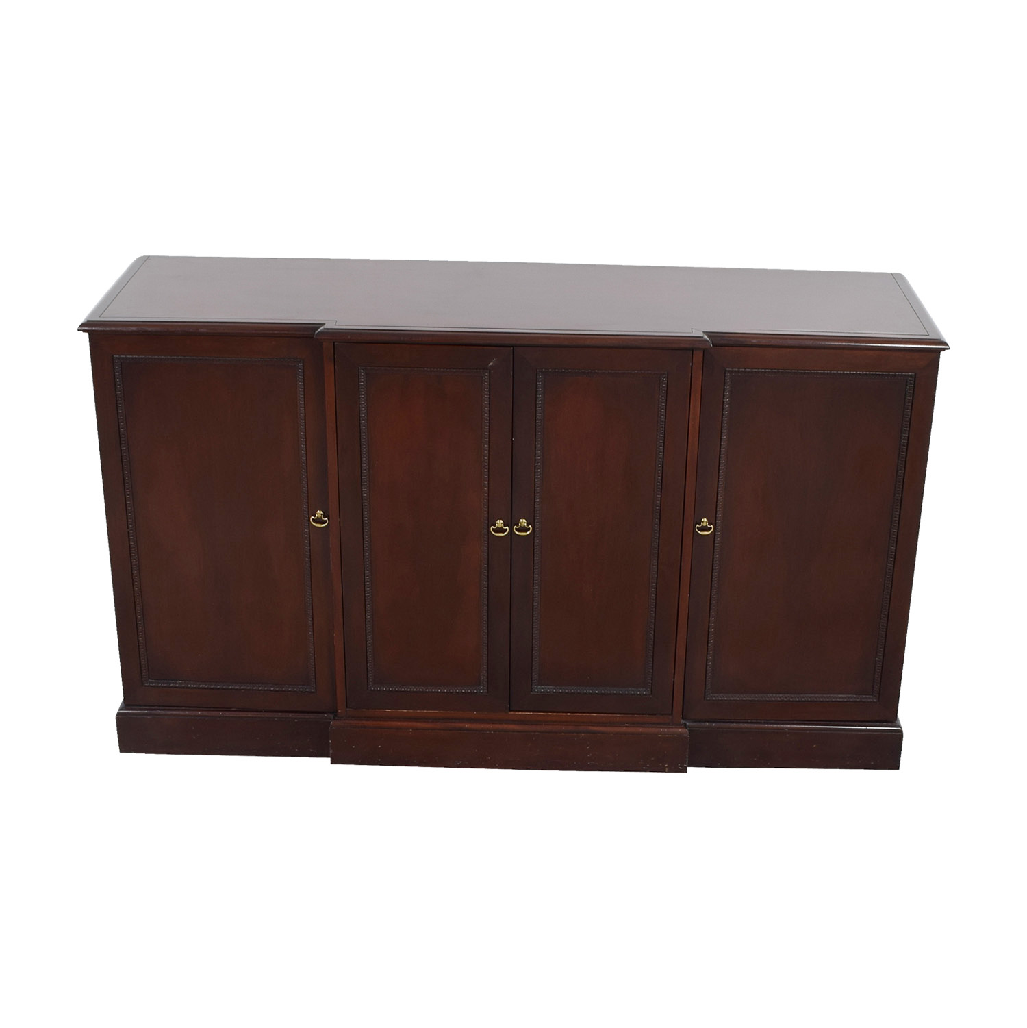 Hekman Wood Media Cabinet sale