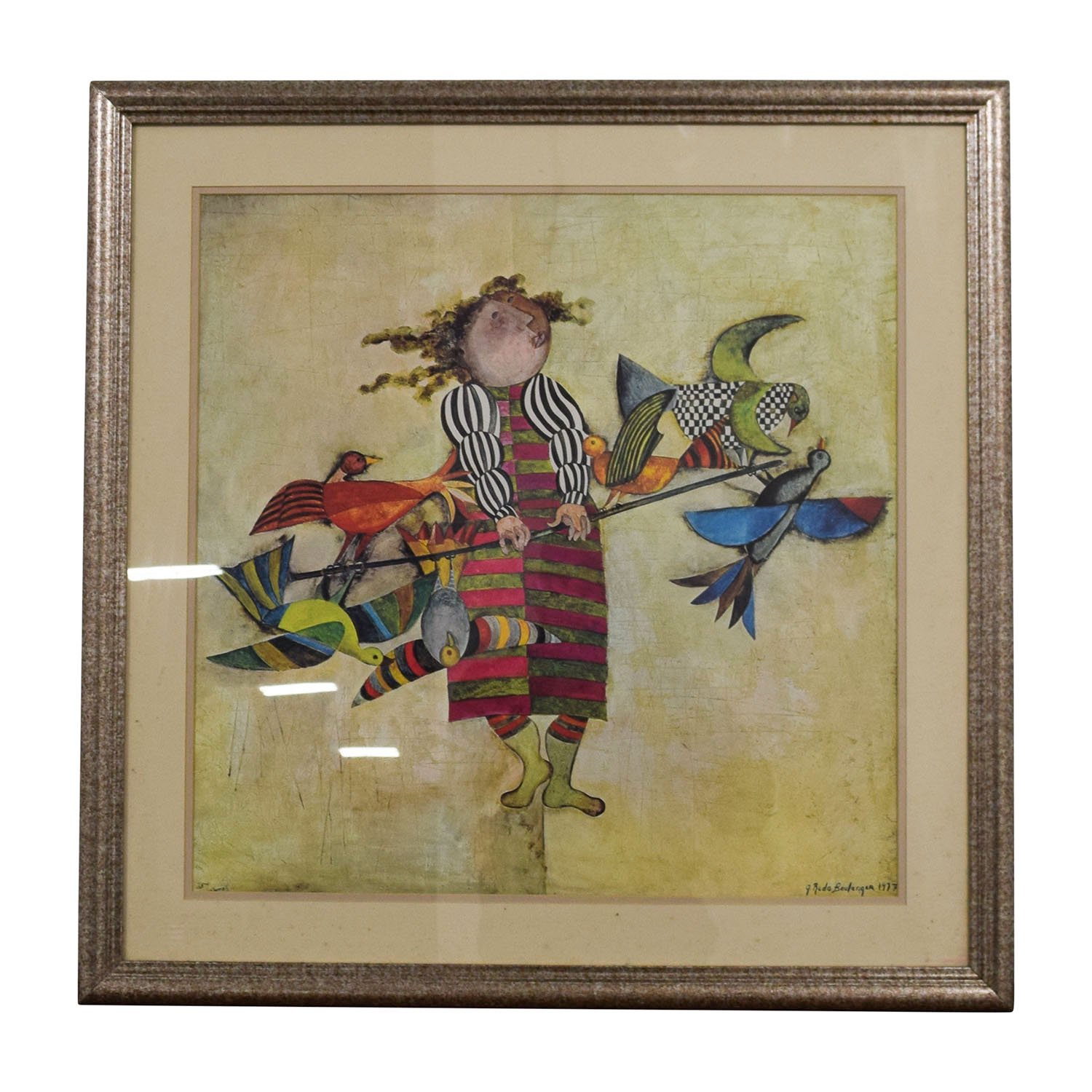 shop Q. Rodo Boulanger Framed Art online
