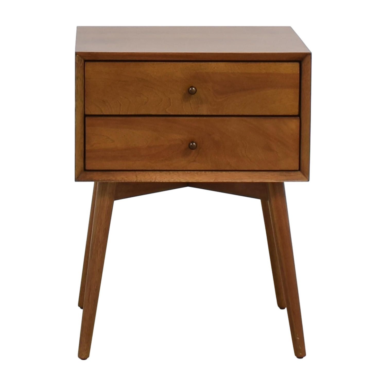 West Elm West Elm Mid-Century Acorn Nightstand on sale