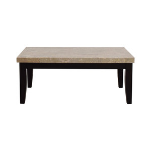 buy Bob's Furniture Bob's Furniture Faux-Marble Coffee Table online