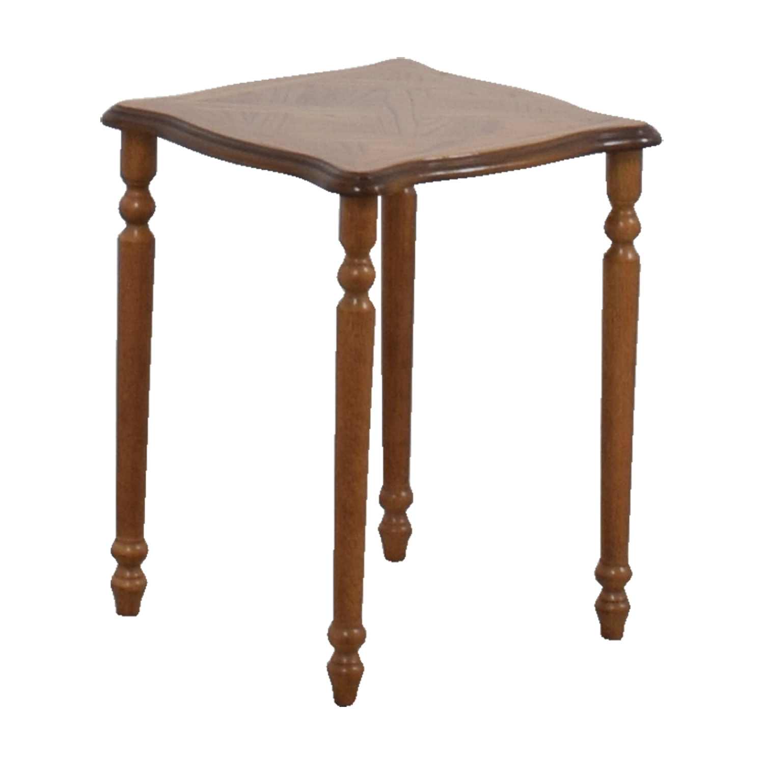... Classic Small Wooden End Table Discount ...