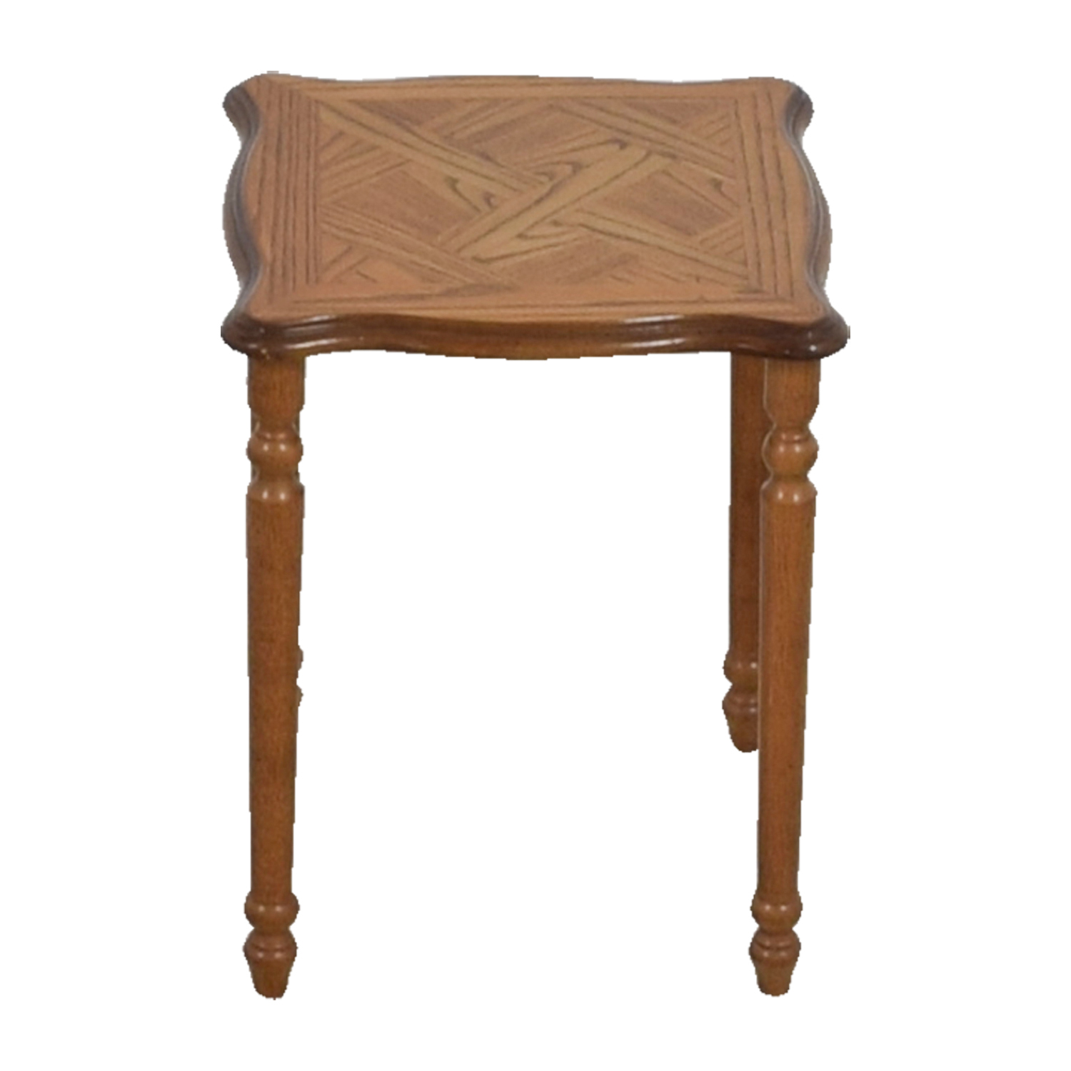 Classic Small Wooden End Table price