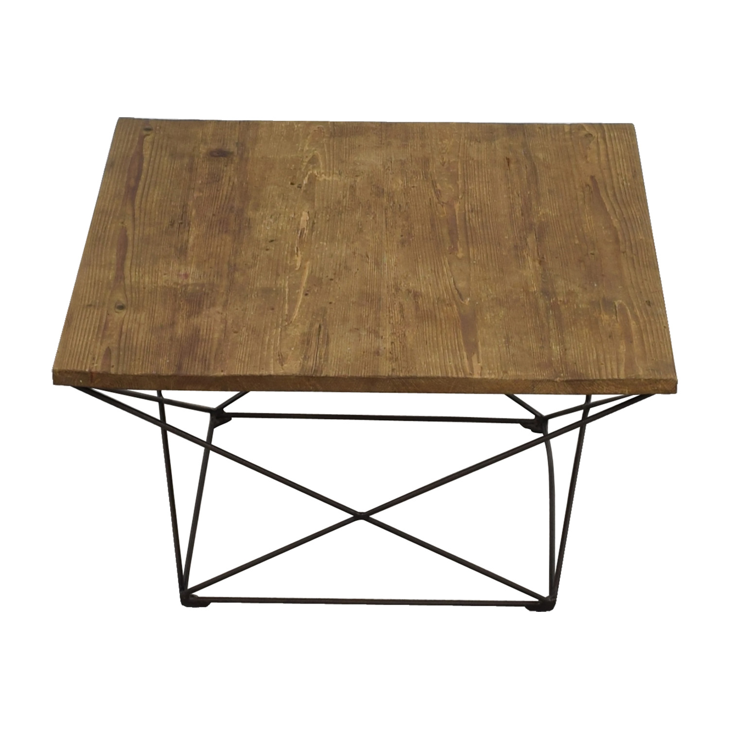 World Market Wood Coffee Table Coffee Tables