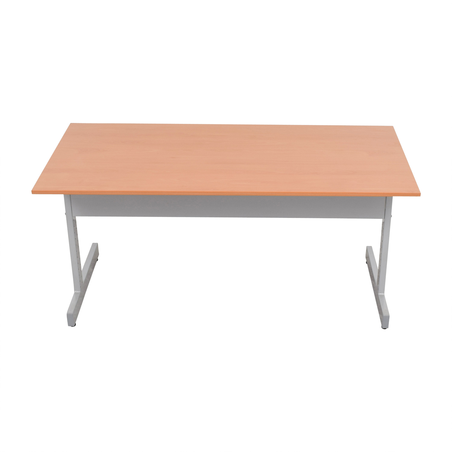 shop Metal and Wood Desk online