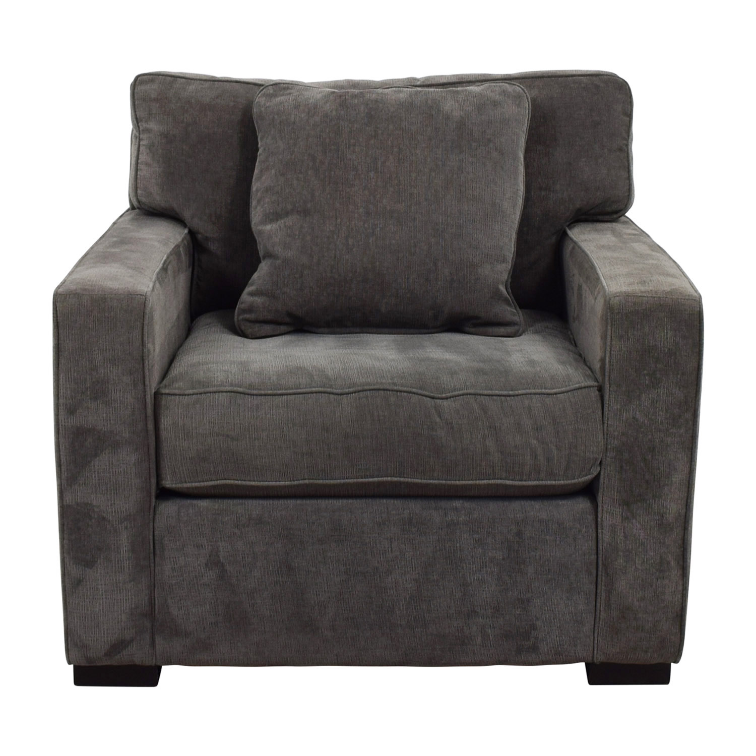 Macys Roselake Accent Chair With Otto: Macy's Macy's Radley Grey Accent Chair / Chairs
