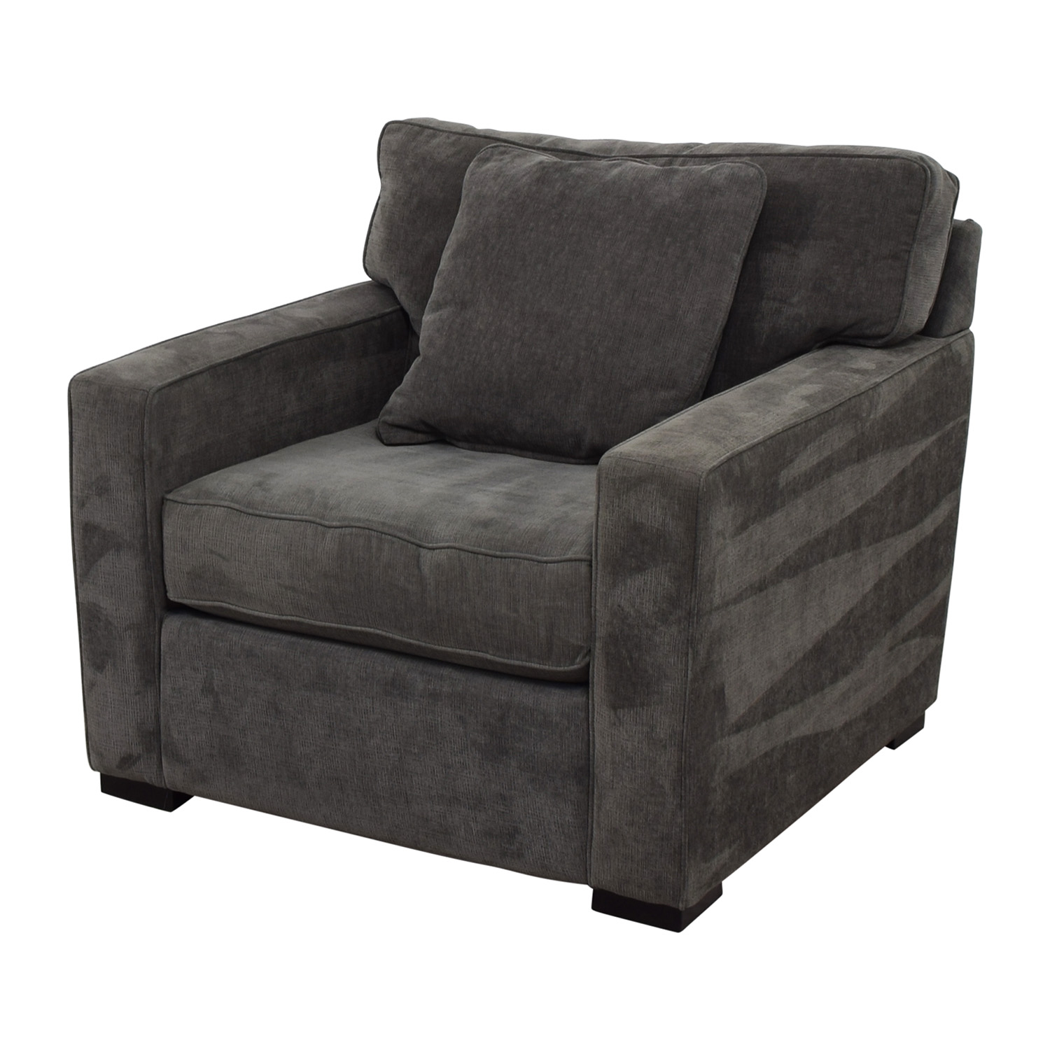 ... Shop Macys Macys Radley Grey Accent Chair Online ...