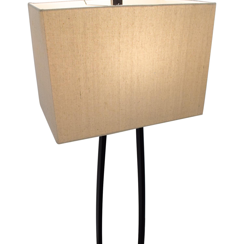 46 off metal floor lamp decor metal floor lamp decor aloadofball Gallery