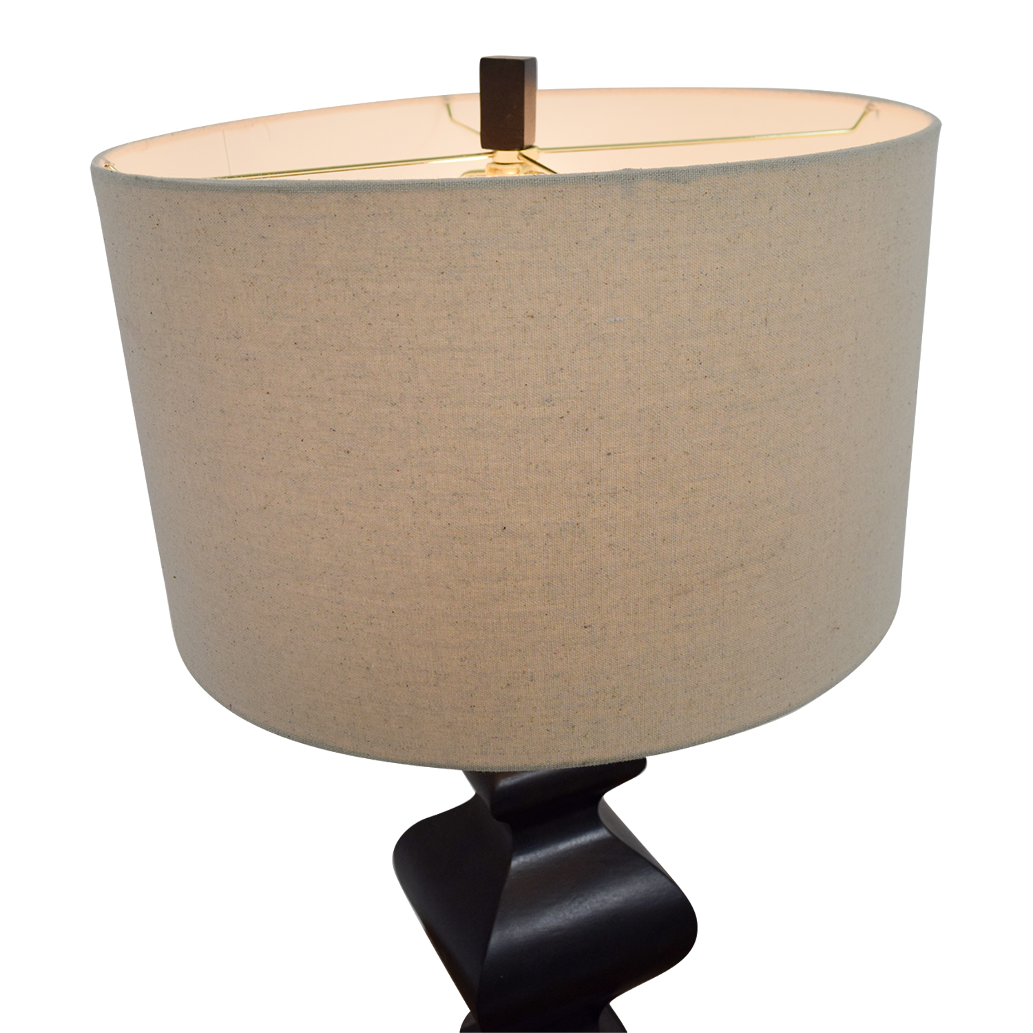50 Off Brown Amp Tan Table Lamp Decor