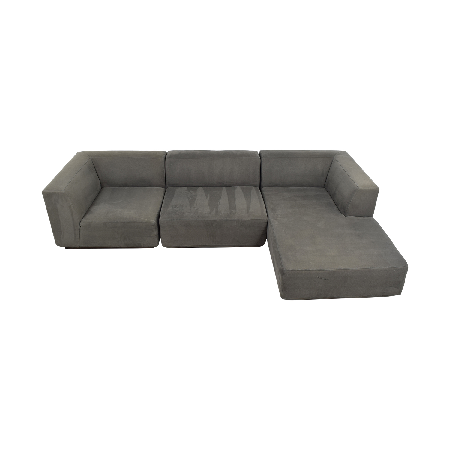 West Elm West Elm Baxter Sectional discount