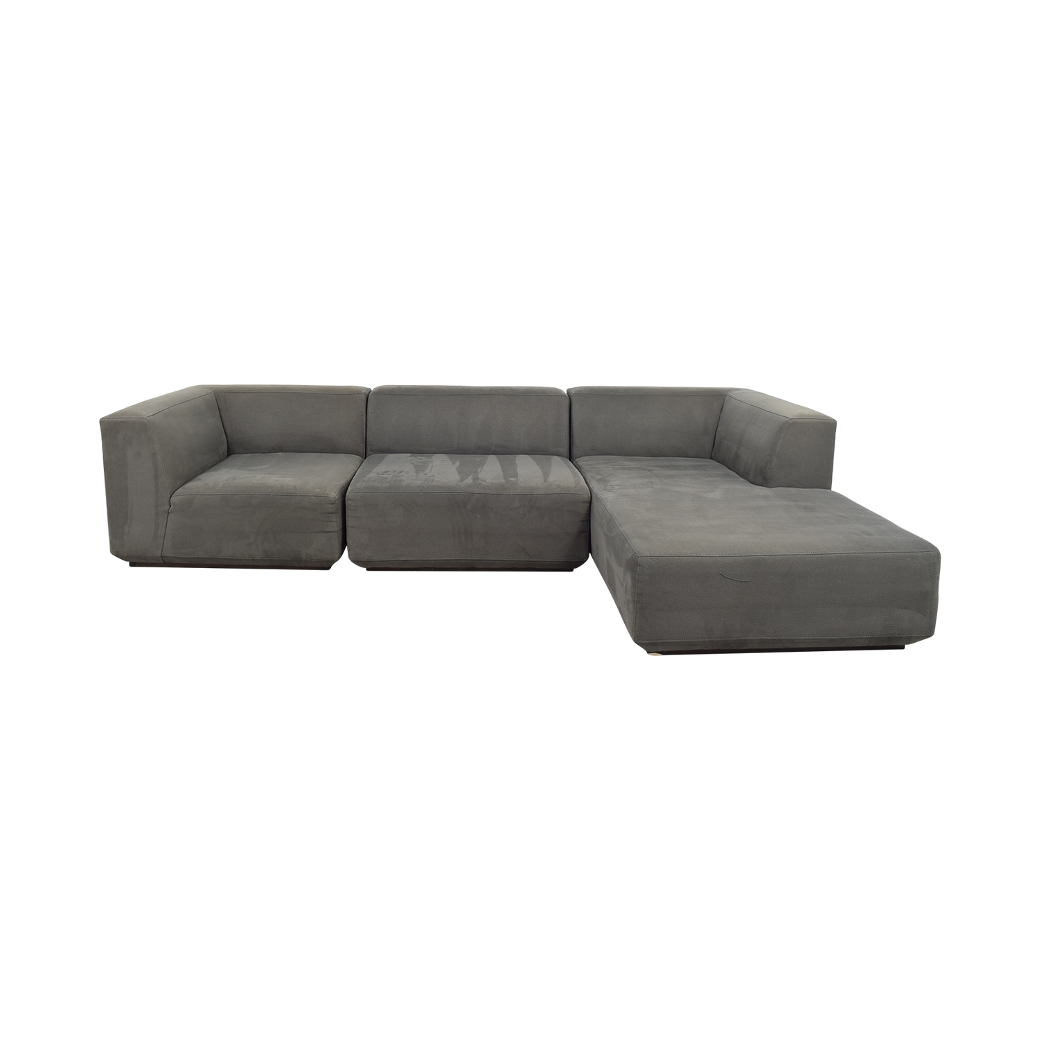 West Elm West Elm Baxter Sectional on sale