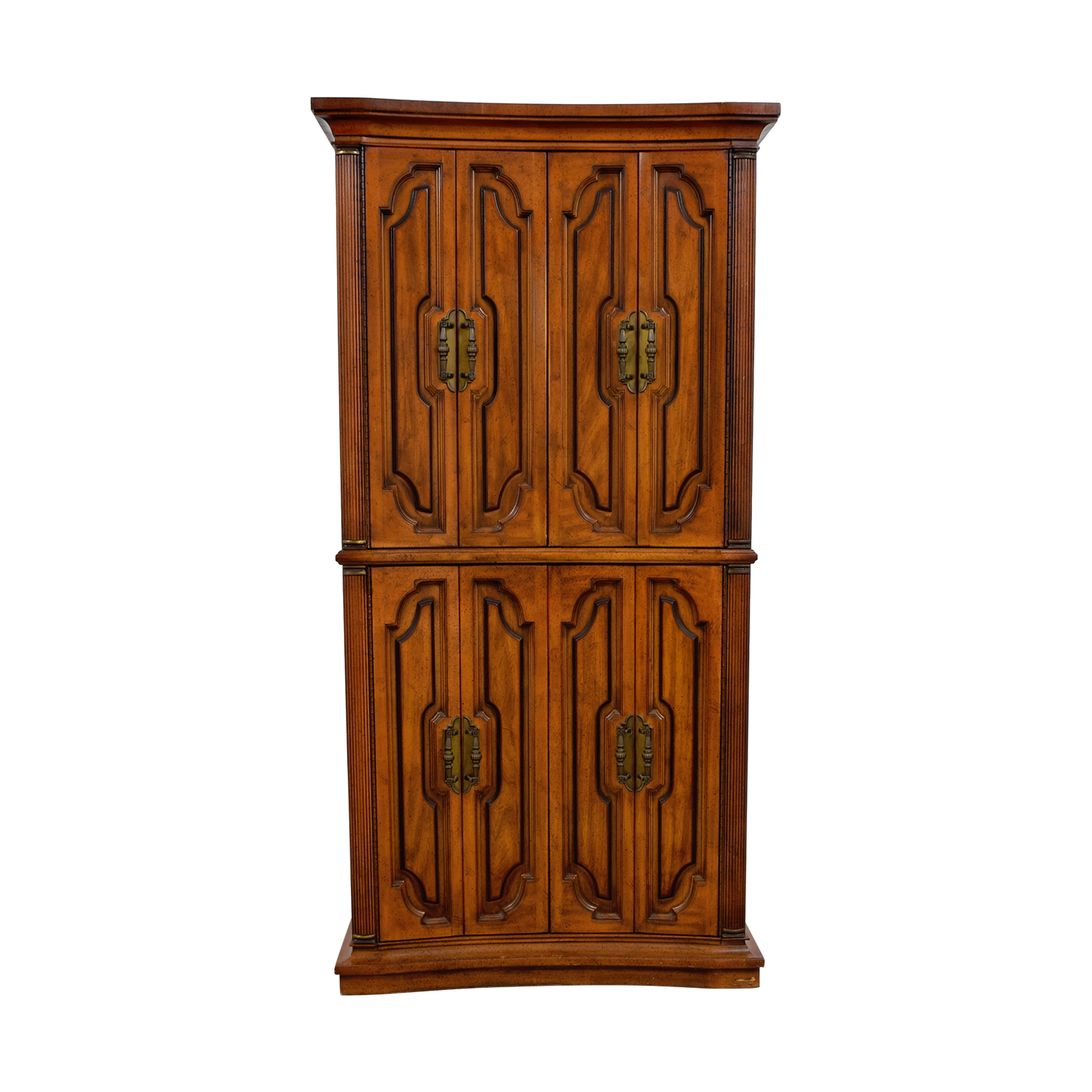 wardrobes armoires used wardrobes armoires for sale. Black Bedroom Furniture Sets. Home Design Ideas