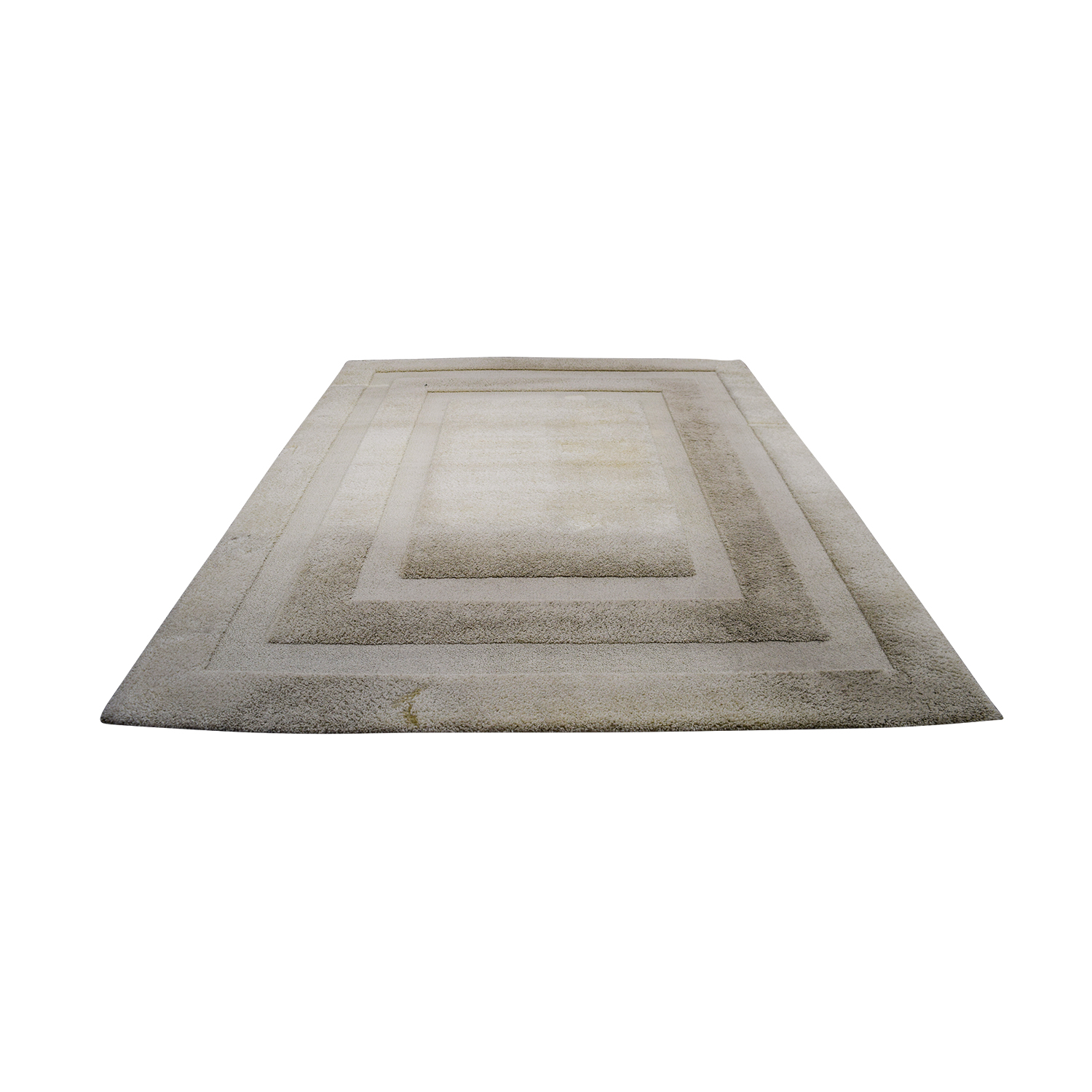 Safavieh White Rug / Rugs